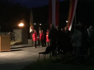Teilnahme an der 10. Oktober Feier in Timenitz