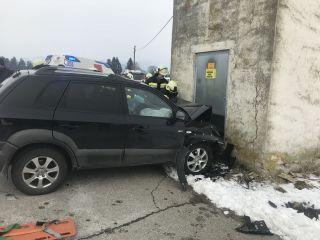 Verkehrsunfall zwischen Hollern und Zinsdorf (Marktgemeinde Magdalensberg)