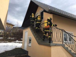 Monatsübung März 2018 – Brandeinsatz