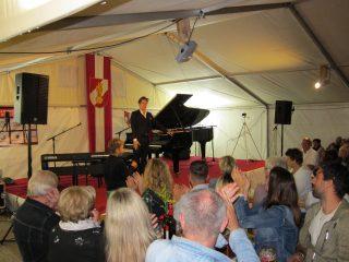 Kleinkunstabend 2019 – Simon Stadler singt Udo Jürgens