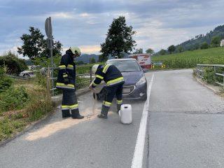 Brandeinsatz und technischer Einsatz am 16. Juli 2021